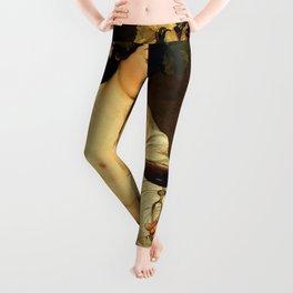 Merisi da Caravaggio - Bacchus Leggings