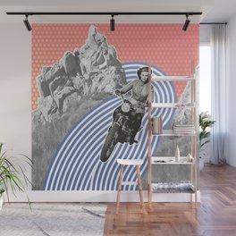 Moto Margret Wall Mural