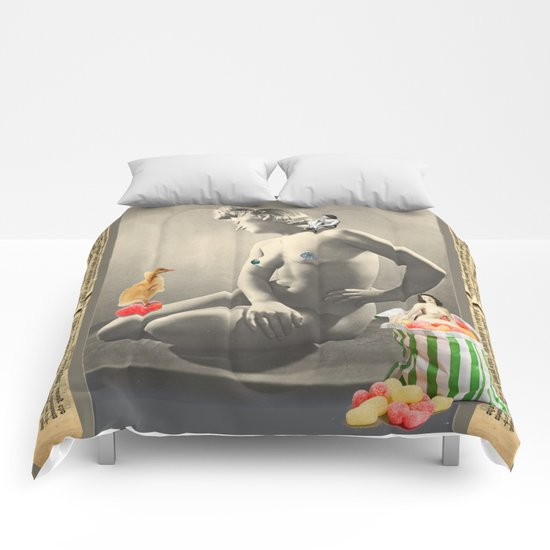 My Pear Drop Dream Comforters
