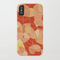 tangled iPhone & iPod Cases featuring Tangled by Anita Ivancenko