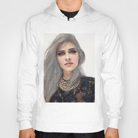 xoxo Hoodies featuring XOXO by Sara Eshak