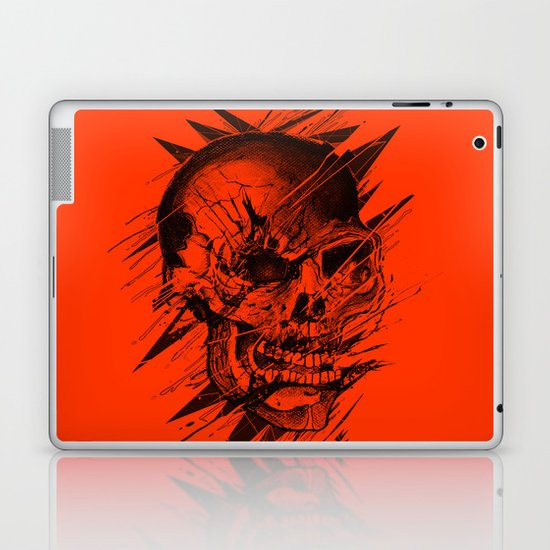 Skull's Not Dead Laptop & iPad Skin
