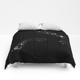 Space Arms Comforters