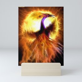 Phoenix Bird Mini Art Print