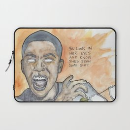 Poussey OITNB Laptop Sleeve