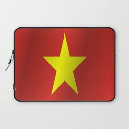 Flag of Vietnam Laptop Sleeve