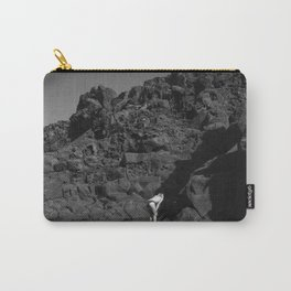 Volcanic View Carry-All Pouch