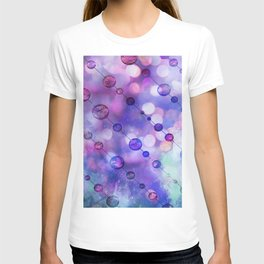 Color Beads and light T-shirt