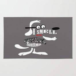 Mister Peabody Rug