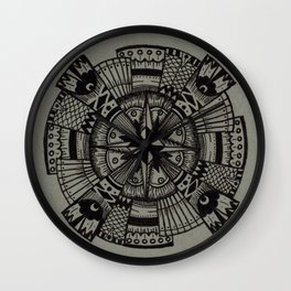 And to domestic bounds confined, Wall Clock