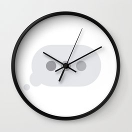 Typing... Wall Clock