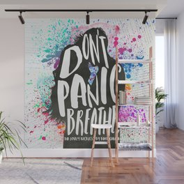 [Exclusive] - The Lovely Reckless - Don't Panic Wall Mural