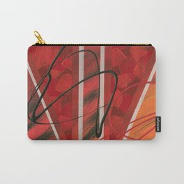 Blissfully Unaware Carry-All Pouch