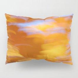 Blurred Autumn Pillow Sham