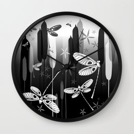 CN DRAGONFLY 1012 Wall Clock
