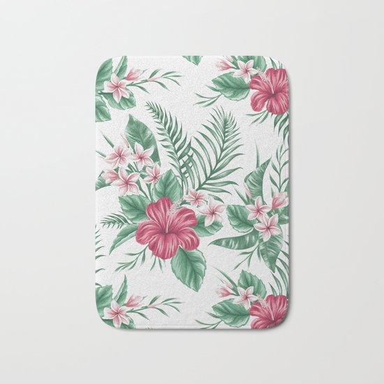 Summer pattern 1 Bath Mat