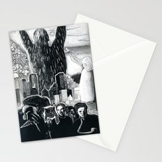 Humanity Rising Stationery Cards