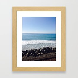 San Clemente Trail Framed Art Print