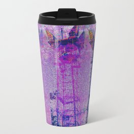 Stuck On Static Travel Mug