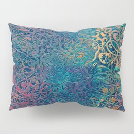 magic mandala 45 #magic #mandala #decor Pillow Sham