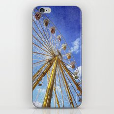 At the Funfair (3) iPhone & iPod Skin