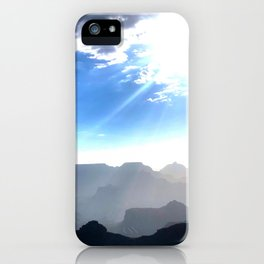 Mather Point Grand Canyon iPhone Case