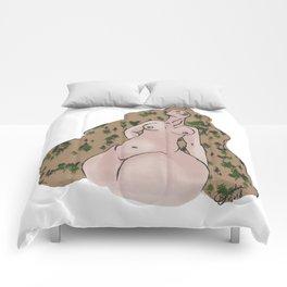 Mountain Beauty Comforters