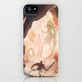 Beyond: Soldier iPhone Case