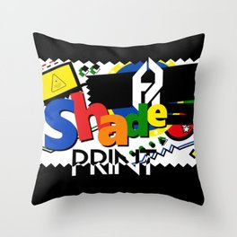 PLAY:Shadeprint Throw Pillow