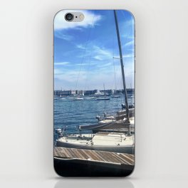Sail On iPhone Skin