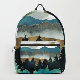 Forest Mist - Custom Horizontal Backpack