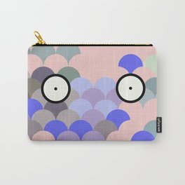 Fish Eyes Carry-All Pouch