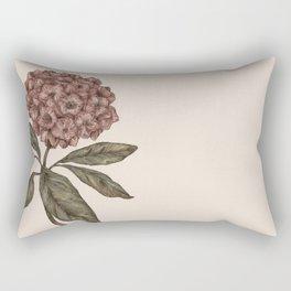 Mountain Laurel Rectangular Pillow