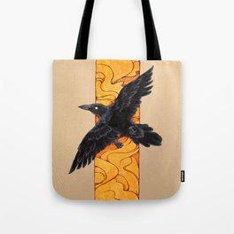 Crow 1 Tote Bag