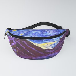 Maui Starry Night Fanny Pack