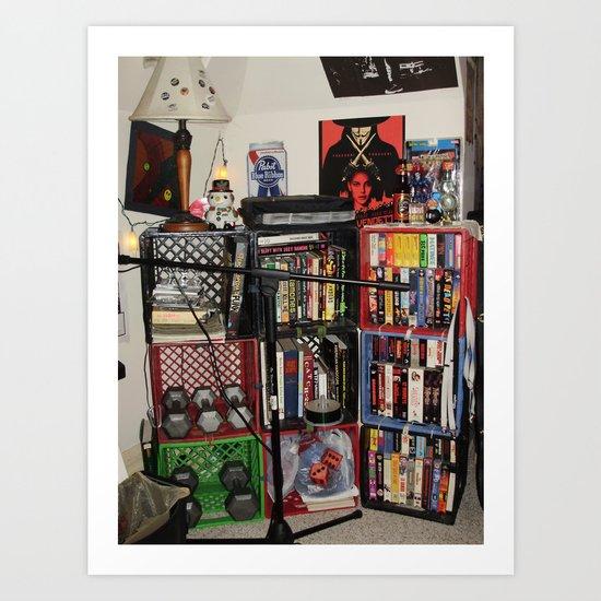 My Corner Art Print
