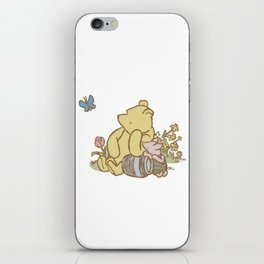 Classic Pooh iPhone Skin