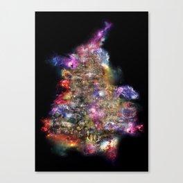 Metadise Tree Canvas Print