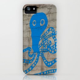 Digby the Octopus iPhone Case