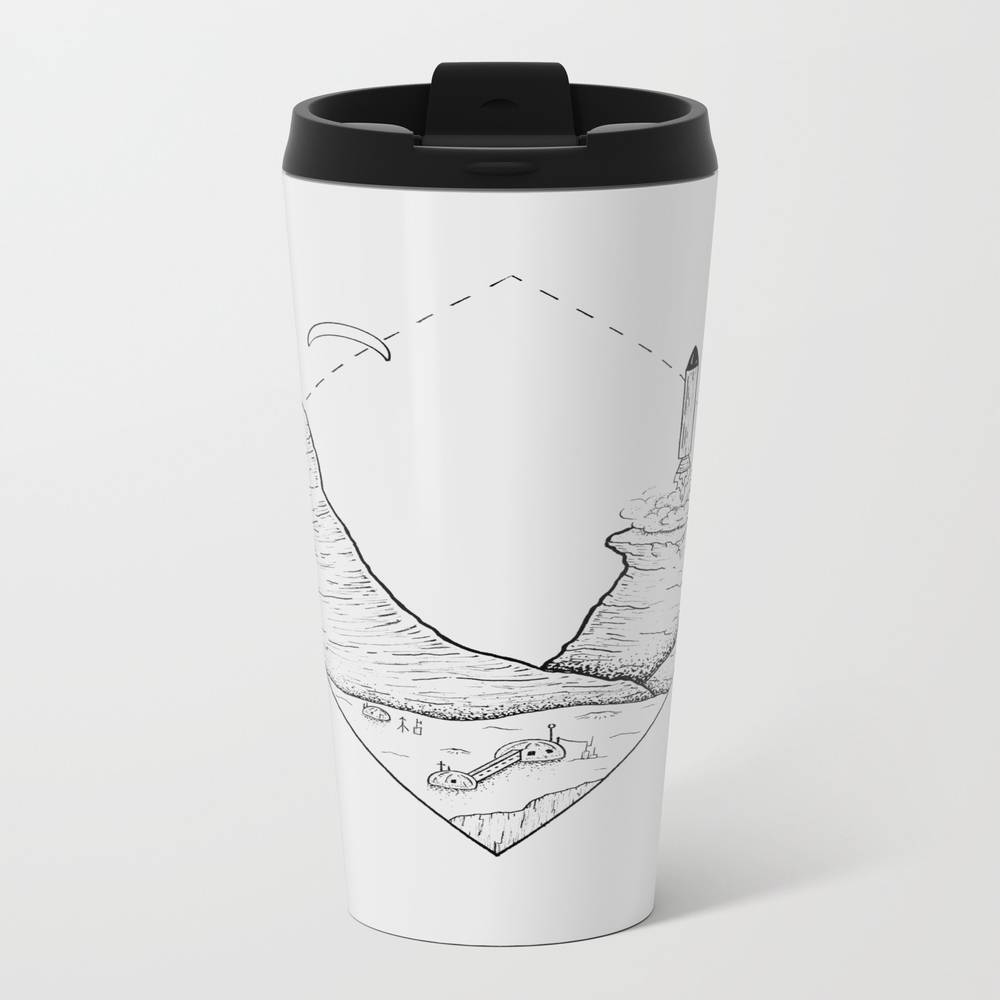 Lift Off Travel Cup TRM7834571