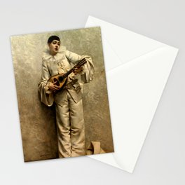 """""""The Musical Arts"""" by Leon-Francois Comerre Stationery Cards"""