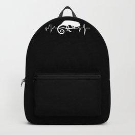 Chameleon Heartbeat Backpack