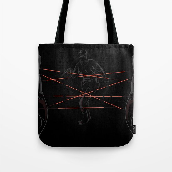 Agent's Cradle Tote Bag