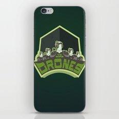 The Borg Drones iPhone & iPod Skin