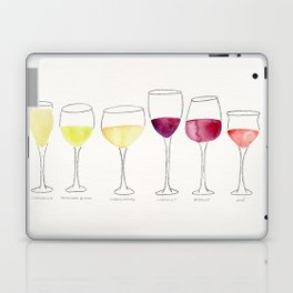 Wine Collection Laptop & iPad Skin