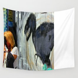 This Young Moment - Tag Line Wall Tapestry
