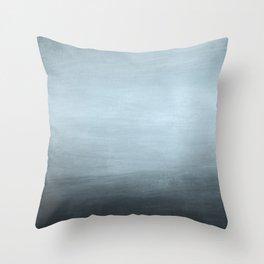 Misty Horizon #6 Throw Pillow