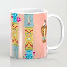 Tiki Time 1.0 Coffee Mug