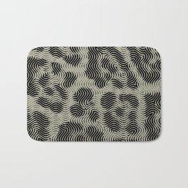 Leopard OP Illusion Bath Mat