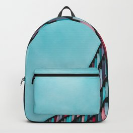 Architecture Live In Color Backpack
